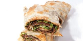 chinese beef roll