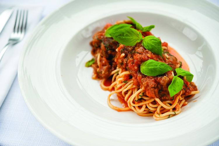 tomato bolognese recipe