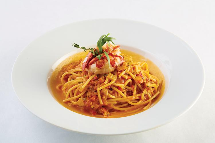Artisanal Spaghetti With Lobster Bolognese with Maine Lobster Meat Ragu 2
