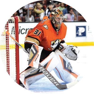 Freddy-Anderson Ducks Goalie