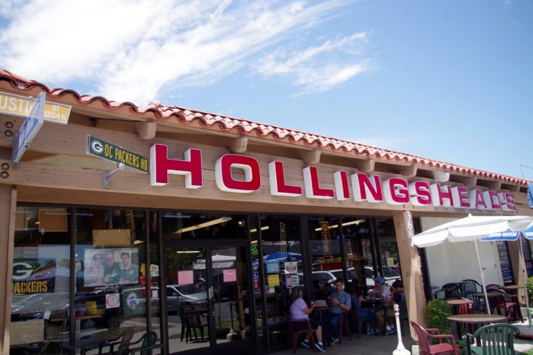 Hollingshead's Delicatessen, An O.C. Beer Institution