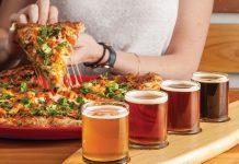 Pizza craft beer irvine