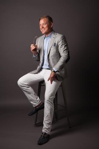 Shane Baum Leisure Society Luxury Eyewear