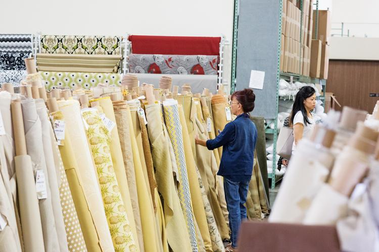 DORELL FABRIC OUTLET 1