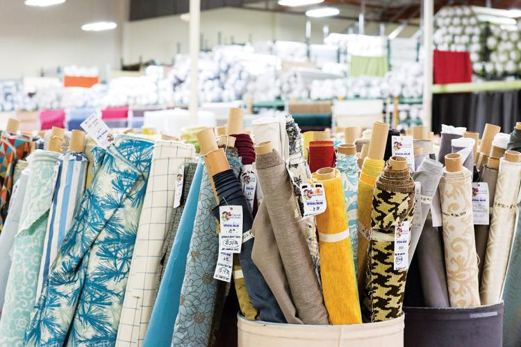 DORELL FABRIC OUTLET