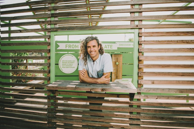 Behind the Counter With Evan Marks of The Ecology Center