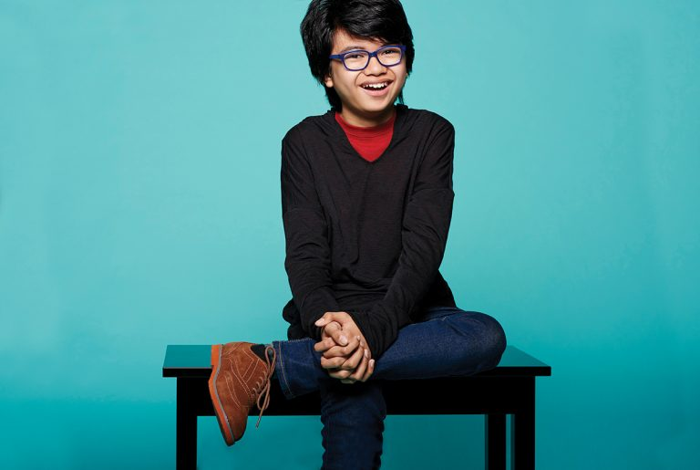 A Conversation with Joey Alexander