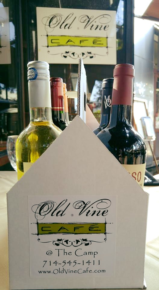 Old Vine Cafe Six for Sixty Wine