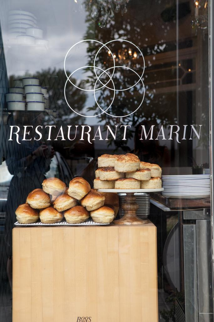 Restaurant Marin House Made Breads