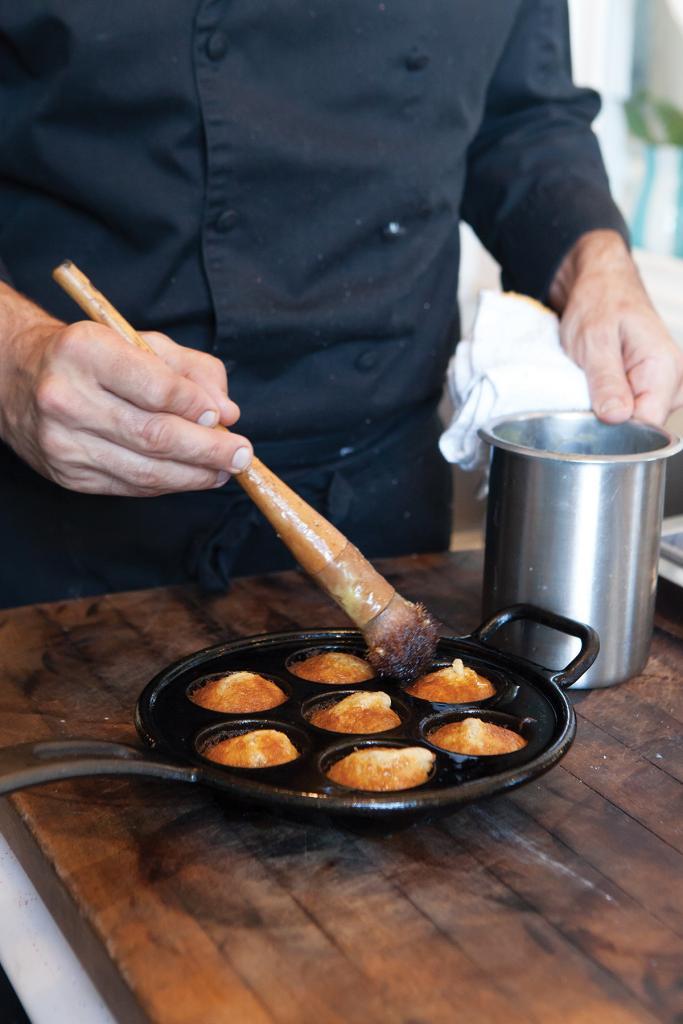 Restaurant Marin Muffins