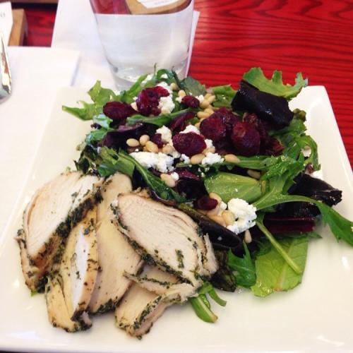 chicken breast salad vino volo john wayne