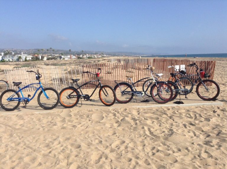 Six Places to Go Beach Cruisin' in O.C. This Weekend