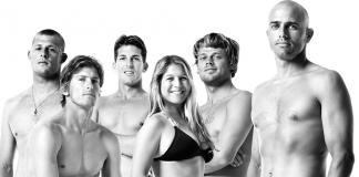 Surfer Cover Art Bewer