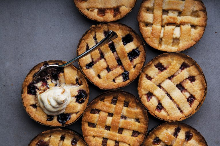 Behind the Counter With Elyssa Fournier and Admiring Her Incredible O.C. Made Crostatas