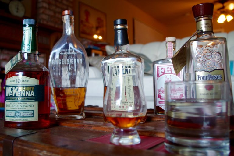 How to Host Your Own Bourbon Tasting