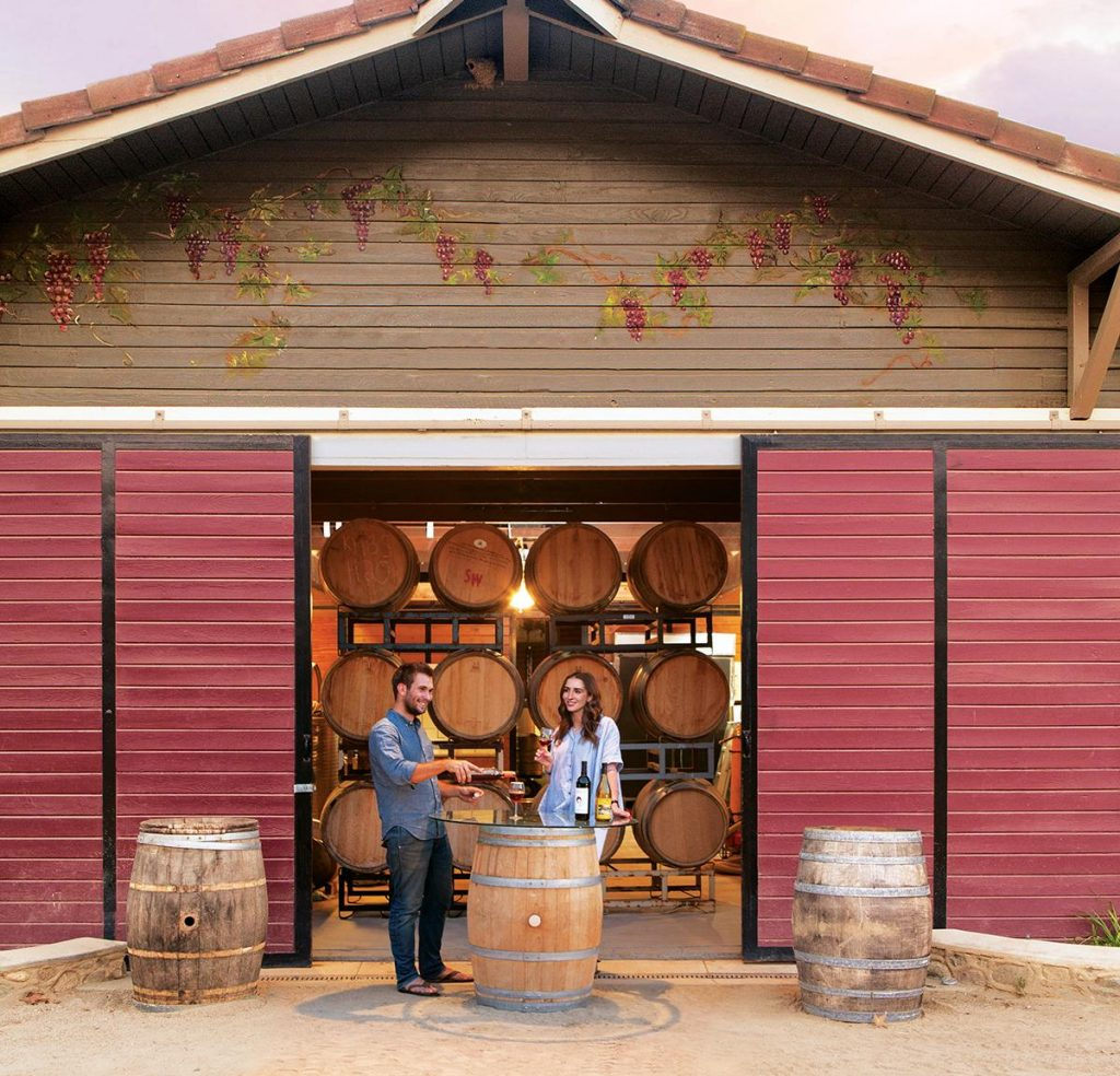 Giracci Winery Orange Coast