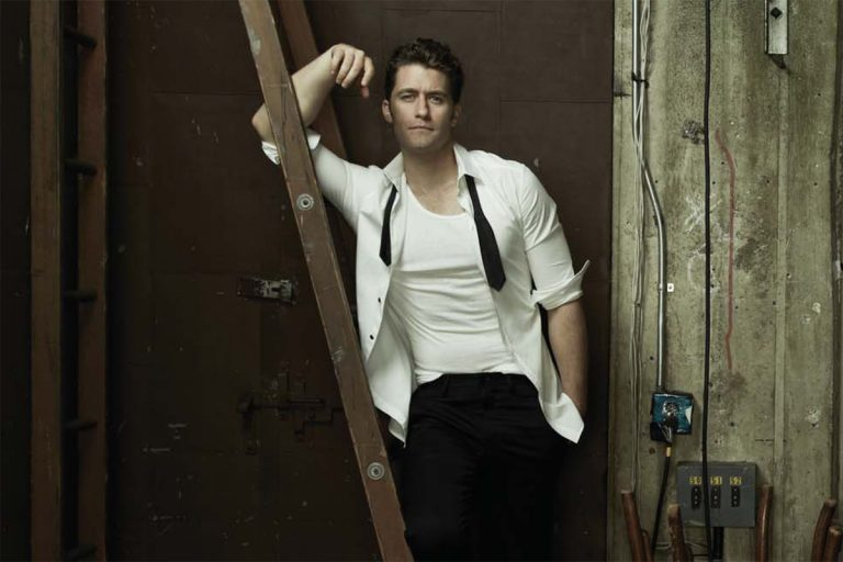 Stage and Glee Star Matthew Morrison Brings His Cabaret Act to the Barclay