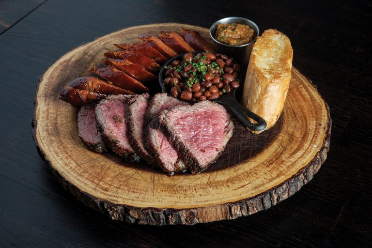 SeaSalt Woodfire Grill: It is All About the Meat at this Santa Maria Style BBQ Joint
