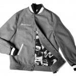 Hammers of Hell varsity jacket, $550