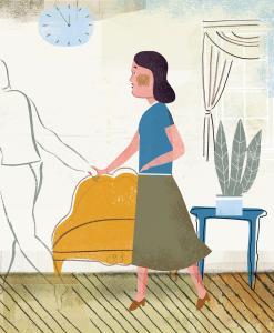 Illustration by Masha Manapov