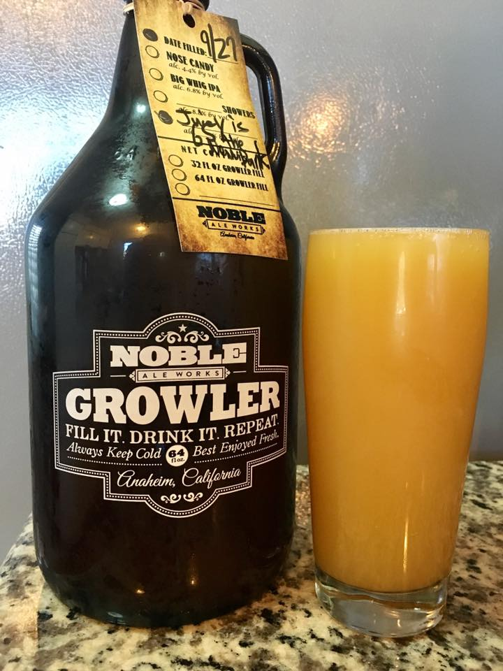 Juicy is the New Dank - Noble Ale Works - Photo Matt Spurgeon