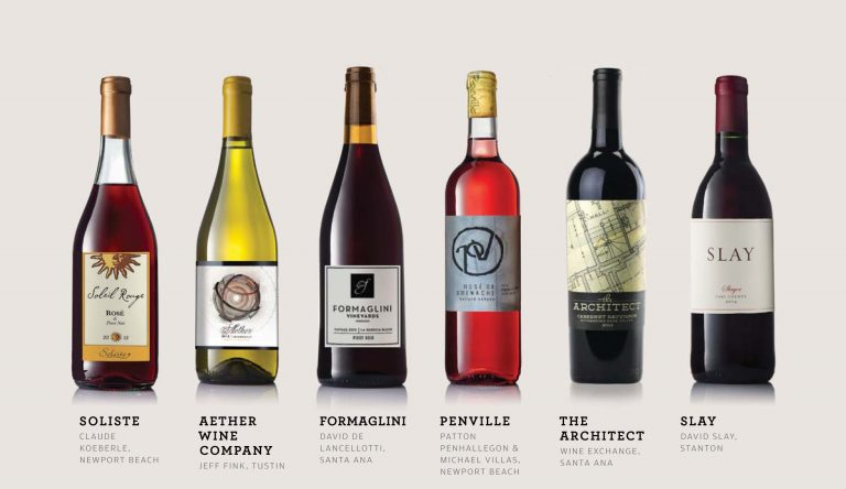 Six Wines Made By O.C. Residents