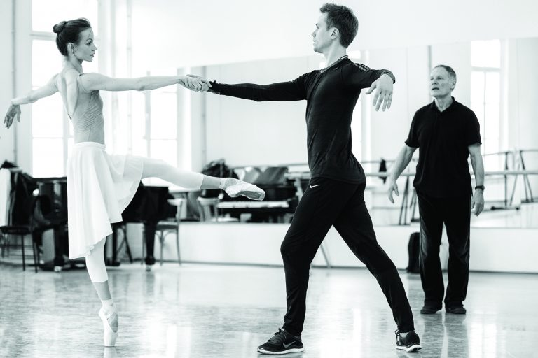 A Step Up For UCI Dance With Addition of Lar Lubovitch to Faculty