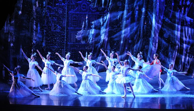 All the 'The Nutcracker' Ballet Performances in Orange County