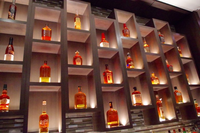 Get nFused With Japanese Whisky at This Hotel Bar