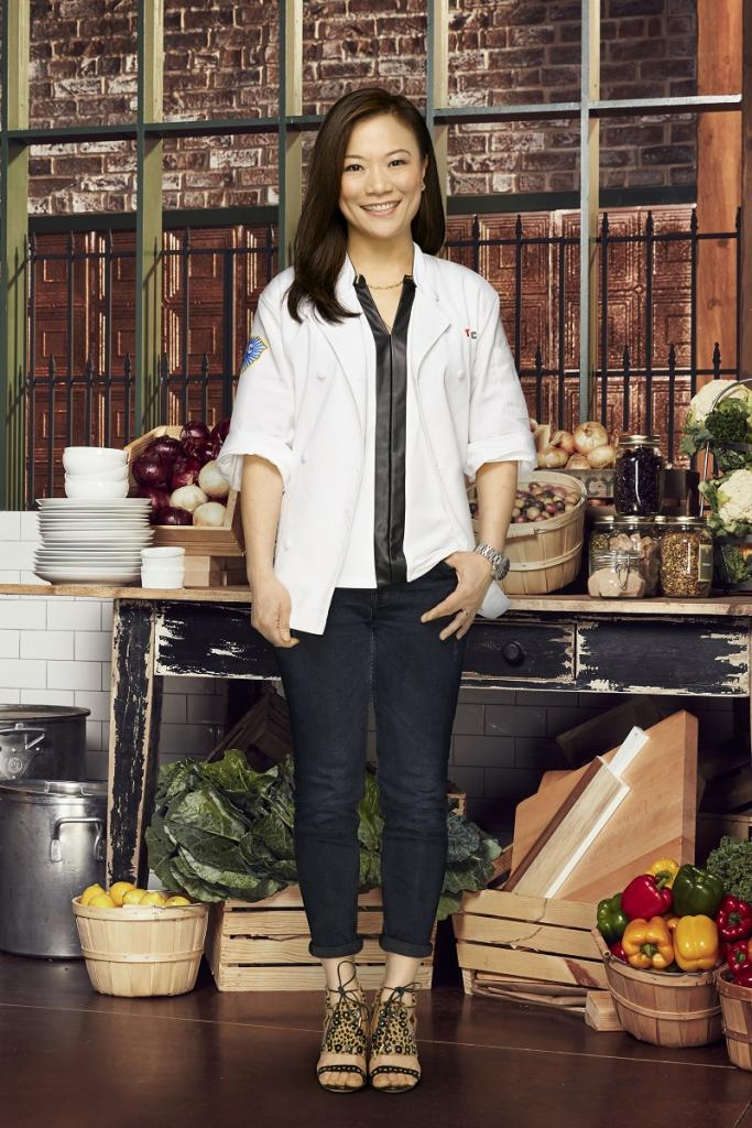 TOP CHEF -- Season:14 -- Pictured: Shirley Chung -- (Photo by: Tommy Garcia/Bravo)