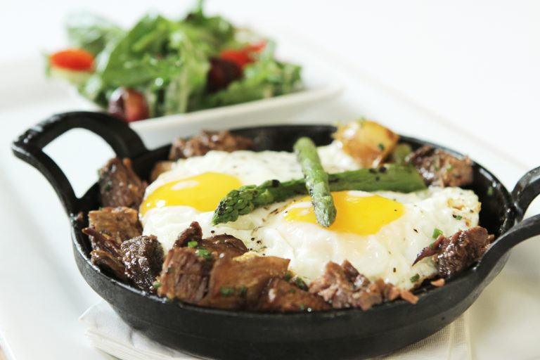 VIDEO: Glorious Hash With a French Twist from Executive Chef Yvon Goetz