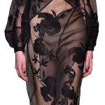 Erdem silk lace dress, price on request, Saks Fifth Avenue, South Coast Plaza, 714-540-3233; or erdem.com