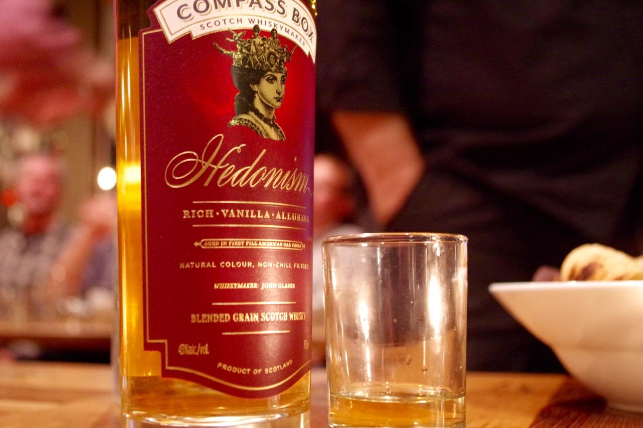 Set Your Scotch Compass To Juliette Kitchen Bar