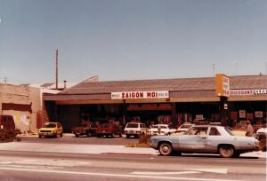 The family's San Jose convenience store.