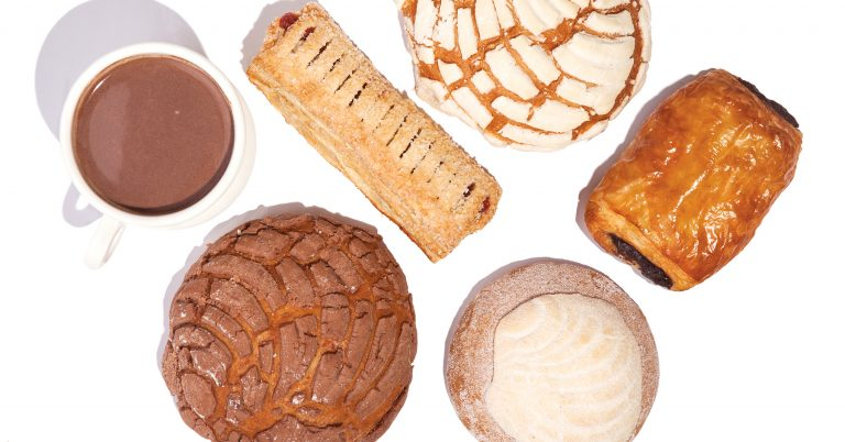 Look to These Panaderias for the Best Pan Dulce