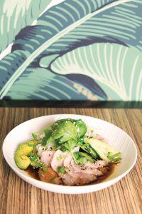 Royal Hawaiian Hamachi Sashimi