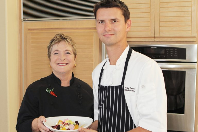 VIDEO: The Making of Ironwood's Craveable Crab Salad