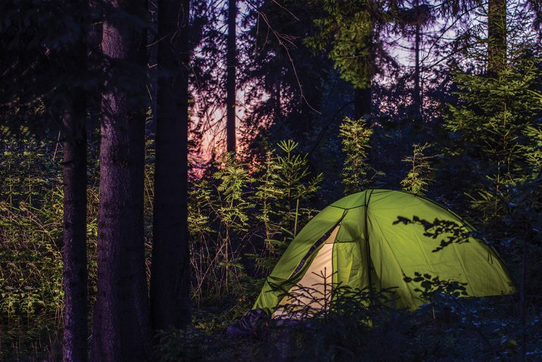 Weekend Camping Trips in Southern California