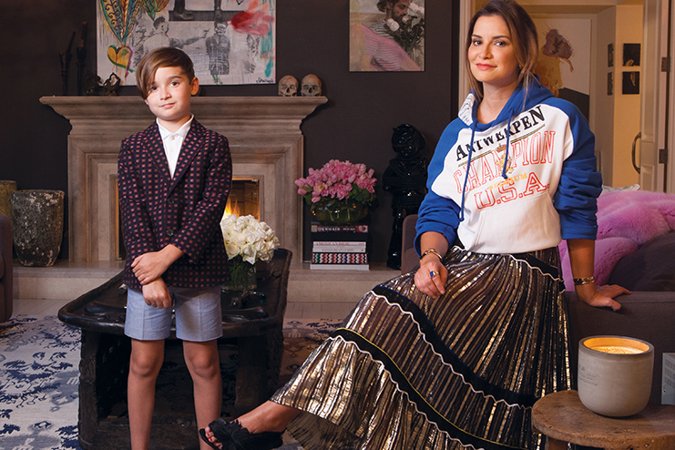 Artful Dressing by Luisa Fernanda Espinosa & Son Alonso Mateo