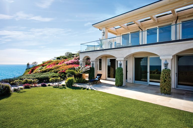 What Dana Point Offers Residents Including This Oceanview Mediterranean Home on Monarch Bay