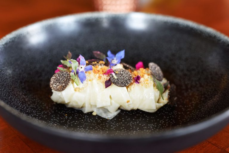 Studio's Vegetarian Tasting Menu – Six Courses of Reinvented Classics