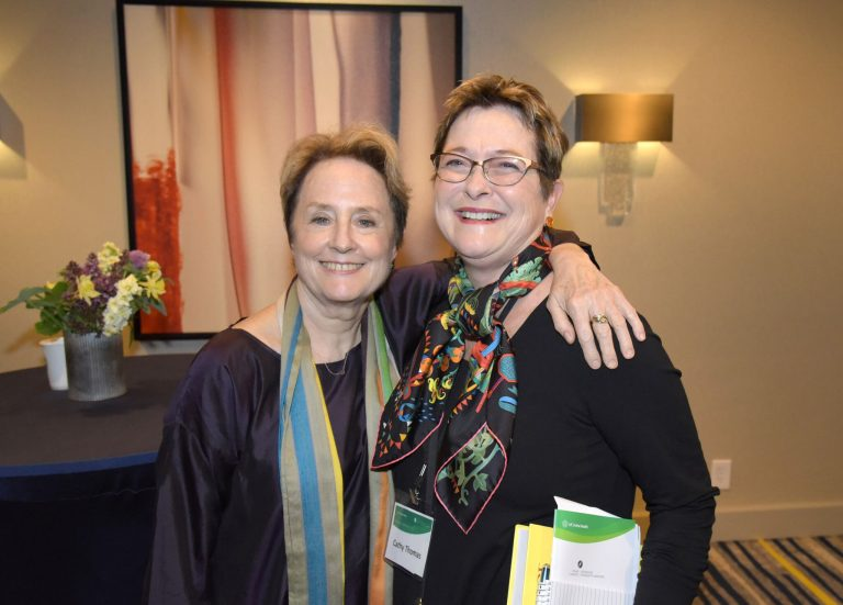 Beguiled by Alice Waters and Women's Wellness Day 2017