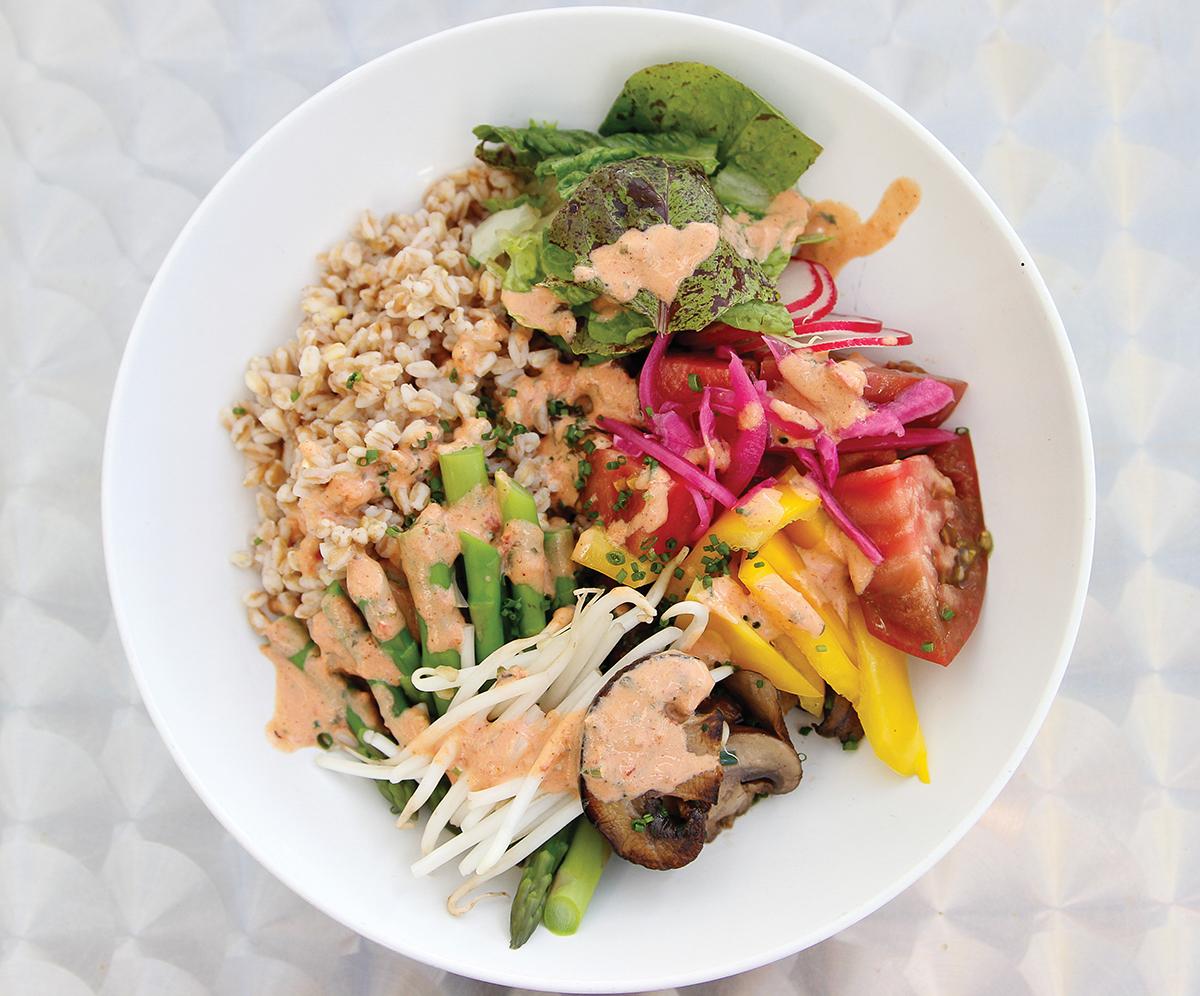 Irvine's Newest Food Hall: Trade