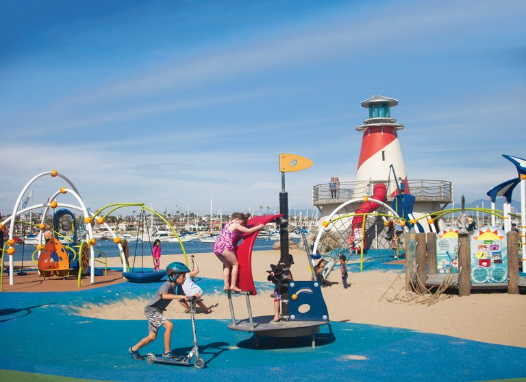 6 of Our Favorite Playgrounds in Orange County