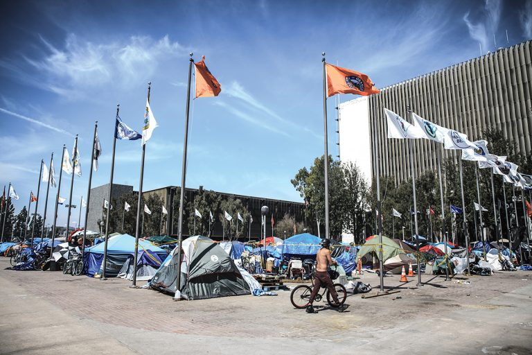 Homelessness in O.C.: The Four Shelter Types