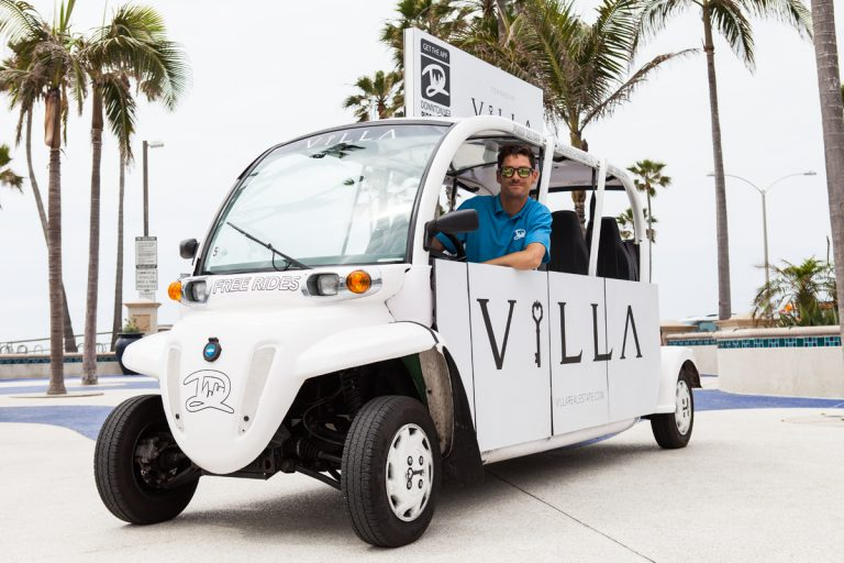 Downtowner App Offers Free Rides in Newport Beach