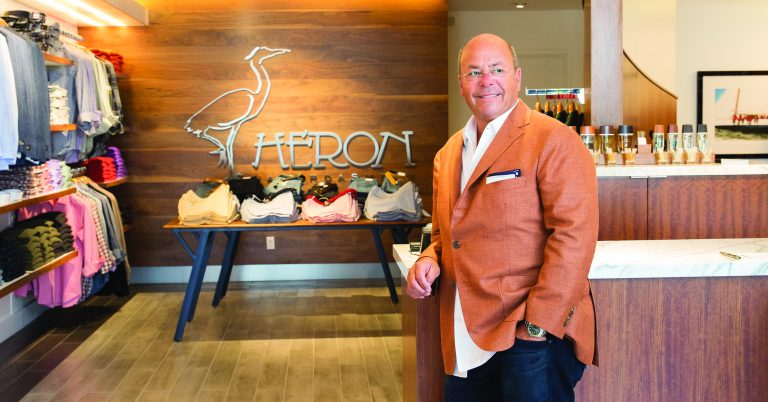 Corona del Mar's Heron Haberdashery Defining Modern Luxury in Menswear