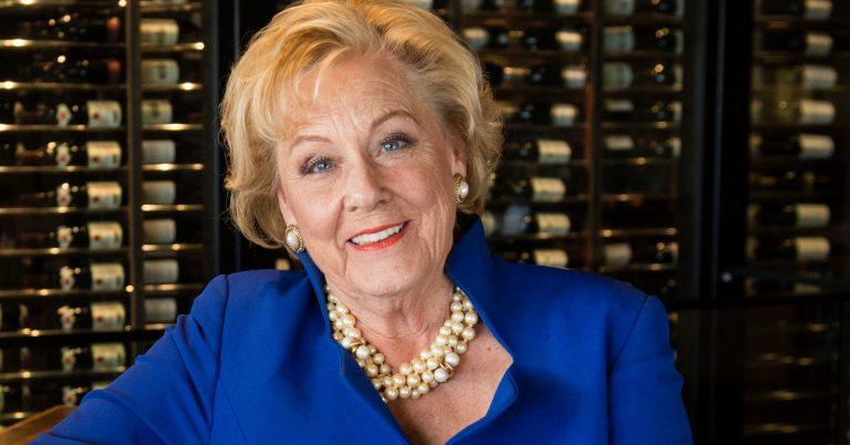 Legendary OC Food and Hospitality Expert Phyllis Ann Marshall Passes