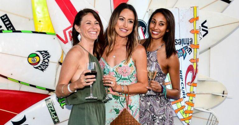 Golf, Fun & A Good Cause Converge in Laguna Beach For Surf Industry's Annual Waterman's Weekend