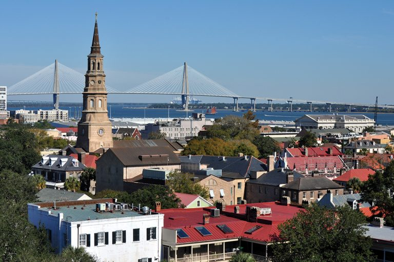 Travel: Charm, History, and Superb Dining Come Together Charleston, South Carolina
